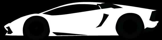Simple Black & White Vector