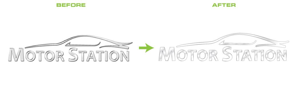 Metallic Vector Effects
