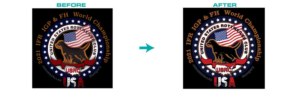 Converting Complex Graphics